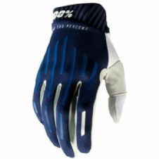 New 100% Ridefit Glove Navy S M L XL Motocross